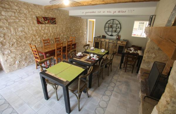 Table d'hôte Relais d'Arzac Maison & Chambre d'hôte Tarn 81