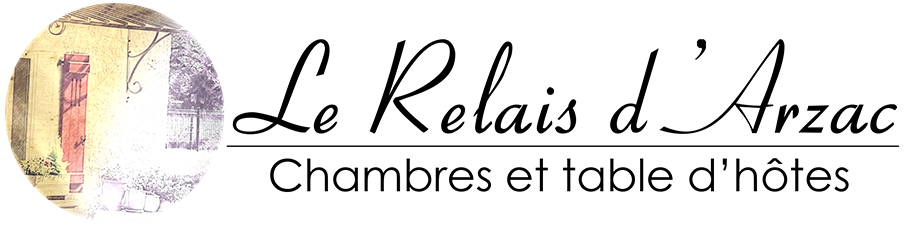 Logo Relais d'Arzac Maison & Chambres d'hôtes Tarn 81