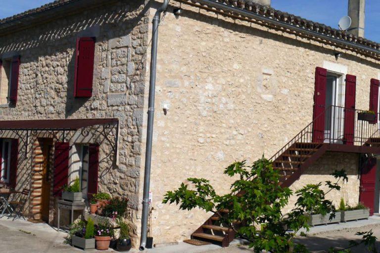 facade maison en pierre