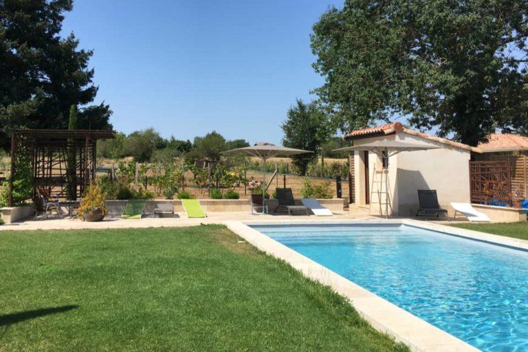 piscine jardin du sud ouest